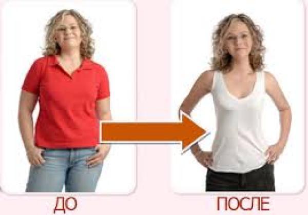 как похудеть на дробном питании меню